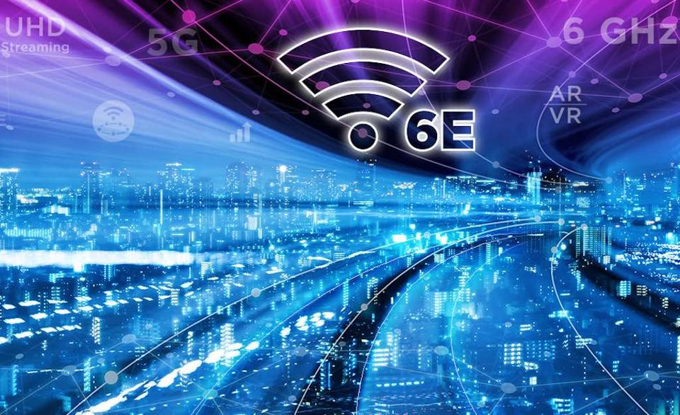 New WiFi 6E standard brings 5G-related technologies to local area By @bobodtech