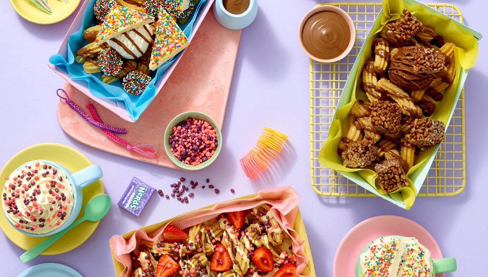 Get your '90s on as San Churro is frying up nostalgia themed throwback churros. https://t.co/TDgSj7y8LV https://t.co/97xKWV4dok