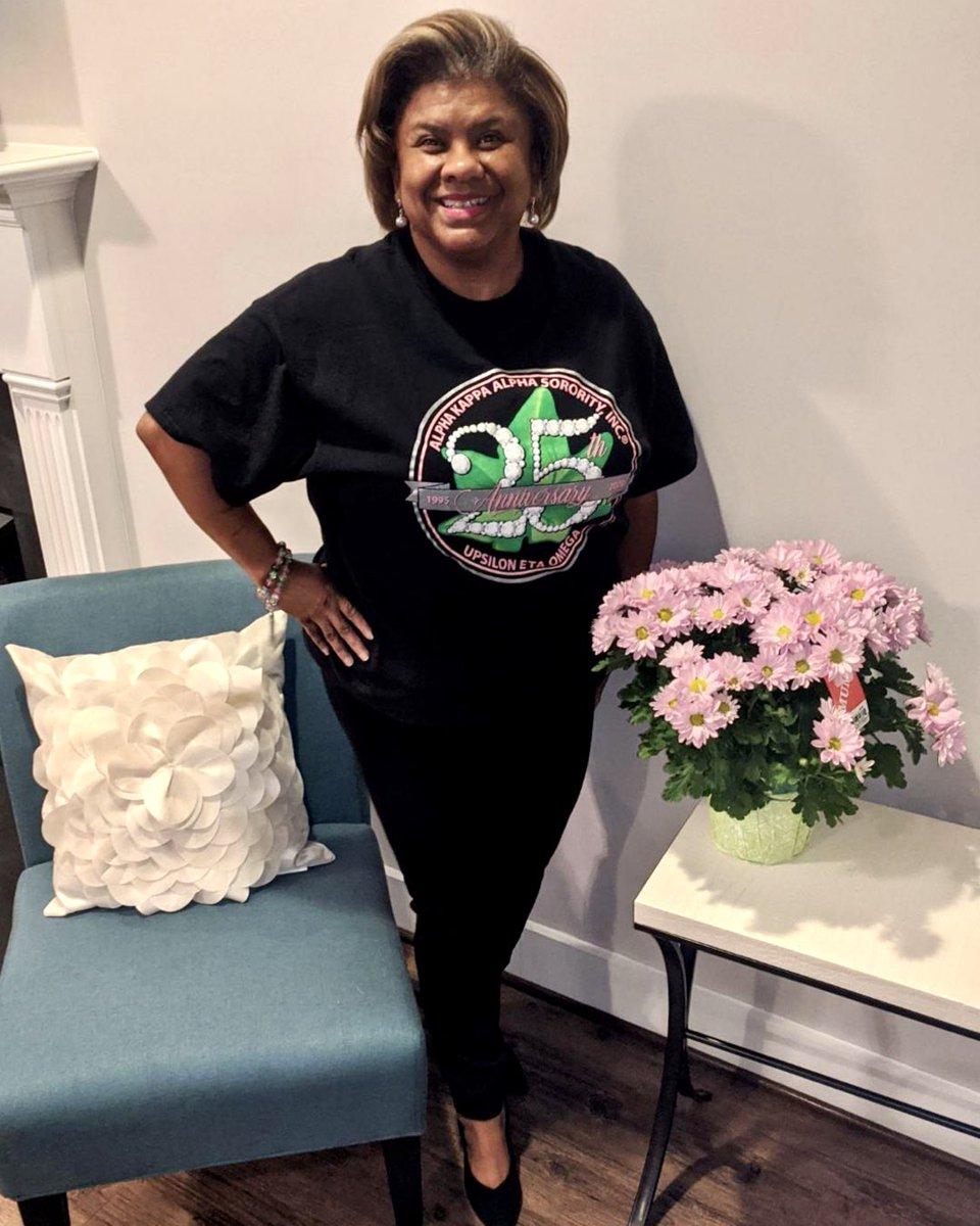 Happy Silver Anniversary UEO! ⠀⠀⠀⠀⠀⠀⠀⠀⠀ Cynthia Todd Vice President, Upsilon Eta Omega (2019-2020)  #AKA1908 #AKASouthEastern #AKAUEO #AKAUpsilonEtaOmega #AKAUEOTurns25 @akasorority1908 @AKASouthEasternpic.twitter.com/v2bC2qp6Nu