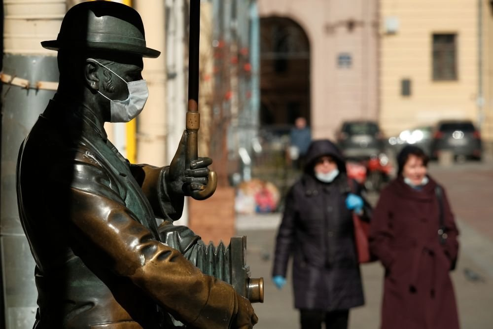 Беглов забил на работу по сдерживанию распространения коронавируса в городе