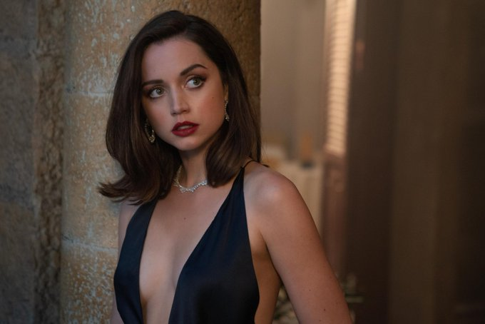 Happy 32nd birthday Ana de Armas! Can t wait to seeing much more of you soon! Wait, that came out wrong...