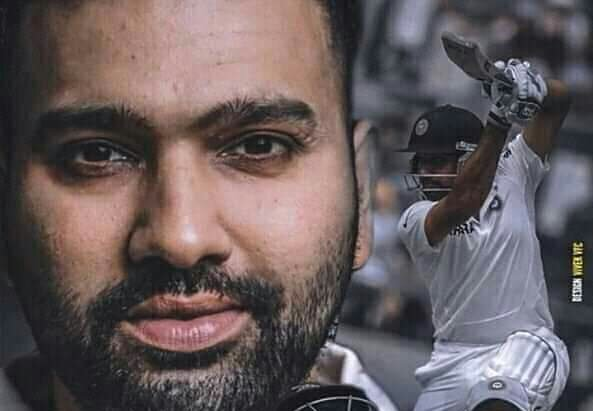 TO MY ALL TIME FAVOURITE CRICKETER Rohit Sharma..GOD BLESS UUU...   ...