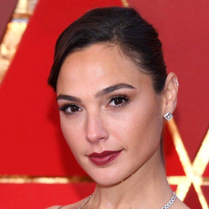 """Happy Birthday, Gal Gadot! The \""""Wonder Woman\"""" star is 35 years old today."""