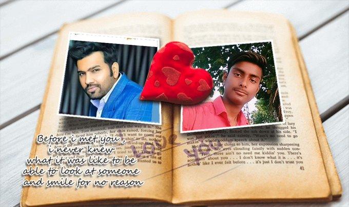 Happy birthday to you my best cricketer Rohit Sharma