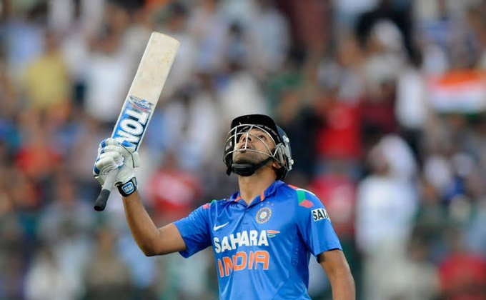 Happy birthday Rohit Sharma the best hitter in the Indian squad
