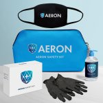 Image for the Tweet beginning: Pre-packaged emergency supplies from Aeron,