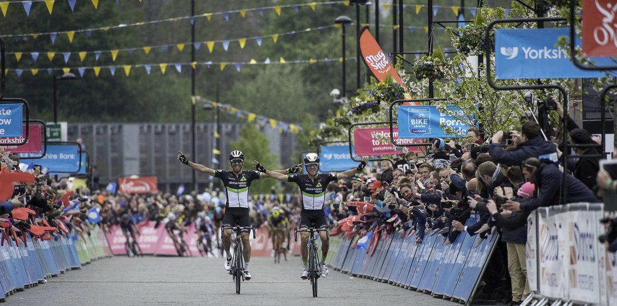 We're gutted that @letouryorkshire won't be starting today & we'll miss seeing unbelievable moments like these.   RT if you can't wait for the Tour de Yorkshire to return!  #TDY https://t.co/cHL5TjDb8J