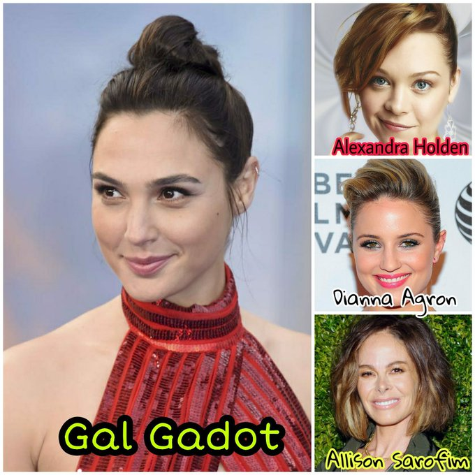 Happy Birthday Gal Gadot, Alexandra Holden, Dianna Agron and Allison Sarofim.