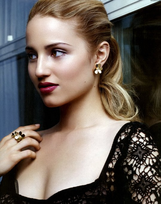 Happy 34th Birthday to uniquely sexy Dianna Agron.