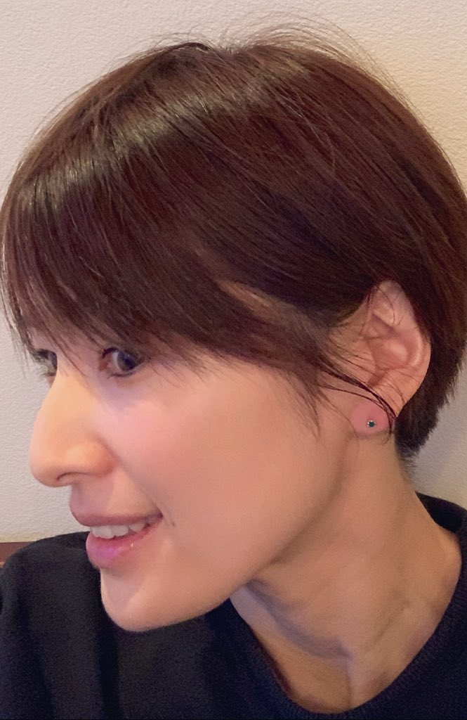 髪型 吉瀬 美智子