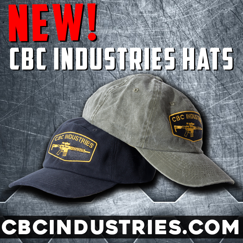 We have hats now!  Check them out!!  https://t.co/Urlotr3Q4A  #hats #apparel #gear #cbcindustries @CBCIndustries #pewpew #usa #america #freedom https://t.co/nepE4pyjgg