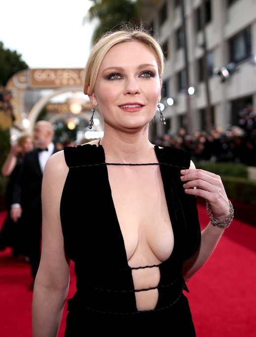 Happy birthday Kirsten Dunst. You are very gorgeous.