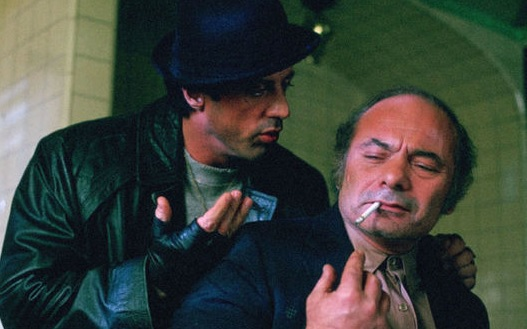 Burt Young appreciation message. Happy Birthday, Mr. Young.