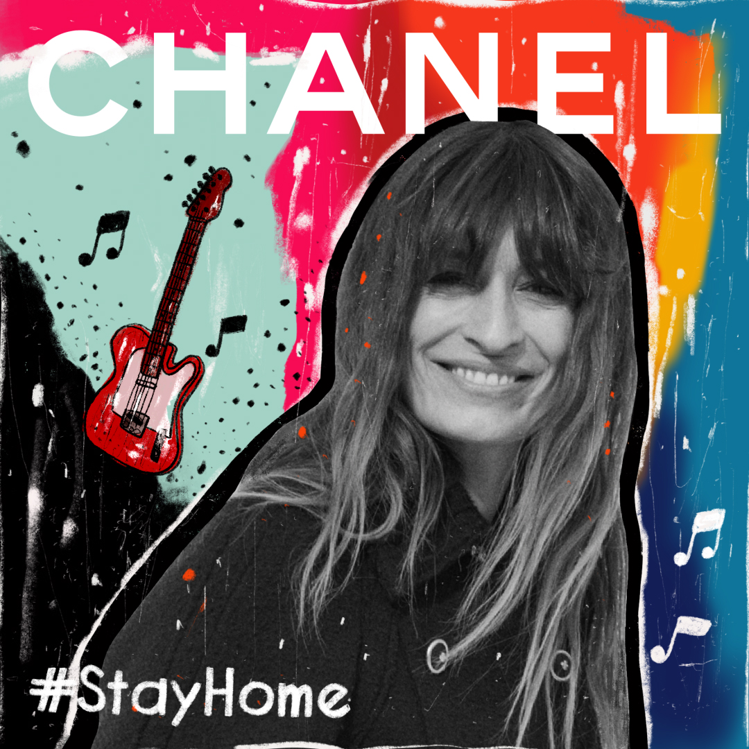 Listen to Caroline de Maigret's playlist refresh for CHANEL, curated from her home in France. Now on Apple Music. https://t.co/5iRpRvFtDf #TheSoundofCHANEL  @AppleMusic https://t.co/c9SQtU90uf