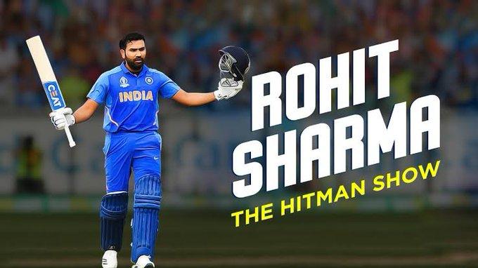 Happy birthday    to the legend super hitman Rohit Sharma