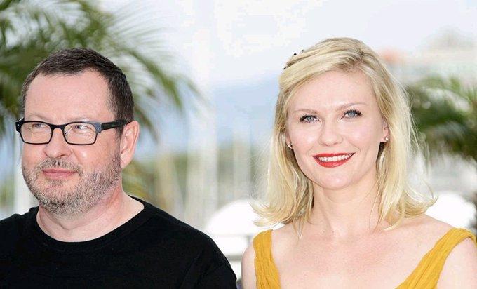 Happy Birthday Kirsten Dunst and Lars Von Trier