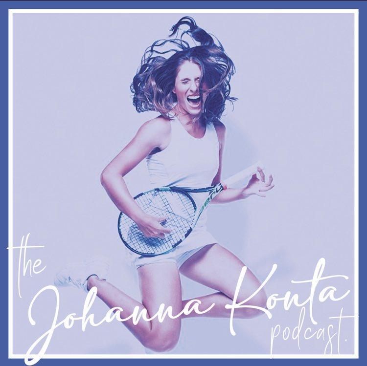 Johanna Konta @JohannaKonta
