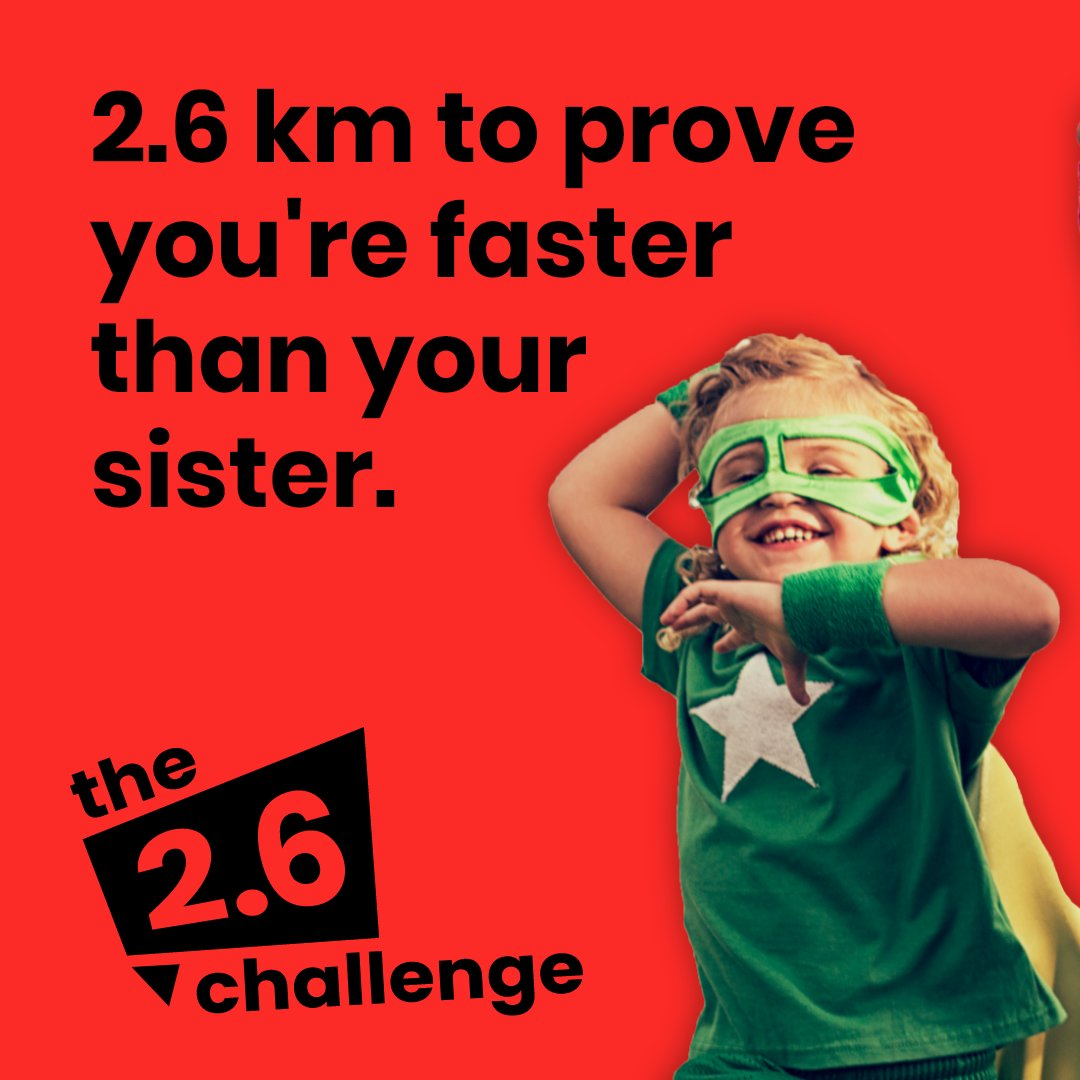 You don't need to run a full marathon to be a hero fundraiser. The 2.6 challenge has started! Take on a challenge of your choice based around the numbers 2.6 or 26, and fundraise or donate to support #TheBigNightIn! twopointsixchallenge.justgiving.com/get-involved?c…