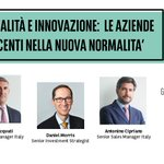 "Image for the Tweet beginning: 🎙️ Webinar ""QI - Qualità"