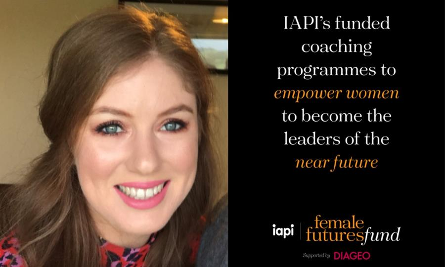 So proud of the wonderful and talented Ciara Markey @ciarabaker on being awarded a winner of the 2020 #FemaleFuturesFund bursary @IAPI_Updates @core_irl https://t.co/w0QNCkIrSX