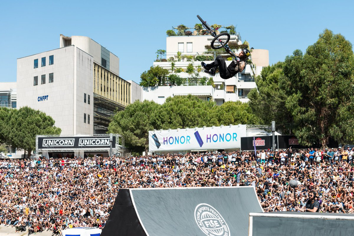 🚨2020 UCI BMX FS World Cup   Update 🚨  The 2020 UCI BMX Freestyle World Cup, due to take place from 20 - 24 May in Montpellier 🇫🇷 has been cancelled at the request of its organisers.   More info 🔗https://t.co/20qvtsZiK3 #UCIBMXWC https://t.co/AzP0UJUanW