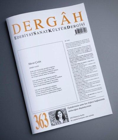 Dergâh dergisinin 363. sayısı çıktı. Herkese iyi okumalar diliyoruz! https://t.co/QKIaOWCbps