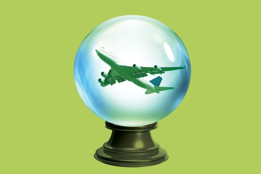 What will your next flight look like? Face masks, social distancing and maybe even a sky janitor.  We gaze into our crystal ball with help from experts. https://t.co/z3Y1djo82I https://t.co/geRJXTuYku