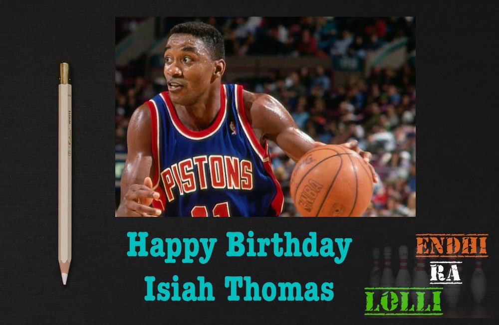 Happy Birthday Champ  Two time NBA champion(1989, 1990), USA basketball male athlete of the year (1980) and many more  #detroitpistons #chicagogreats #indianapacersbasketball #newyorkknicksbasketball #nba #nbafantasy https://t.co/VTr6UZlCoA