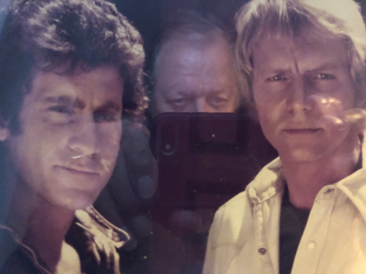 Today marks 45 years since Starsky & Hutch first aired, but more importantly, it also marks the beginning of a lifelong journey with my dear, dear friend and co-conspirator, Paul Glaser. Thanks buddy! Lots of love, David. https://t.co/rVXZ5QeD8k