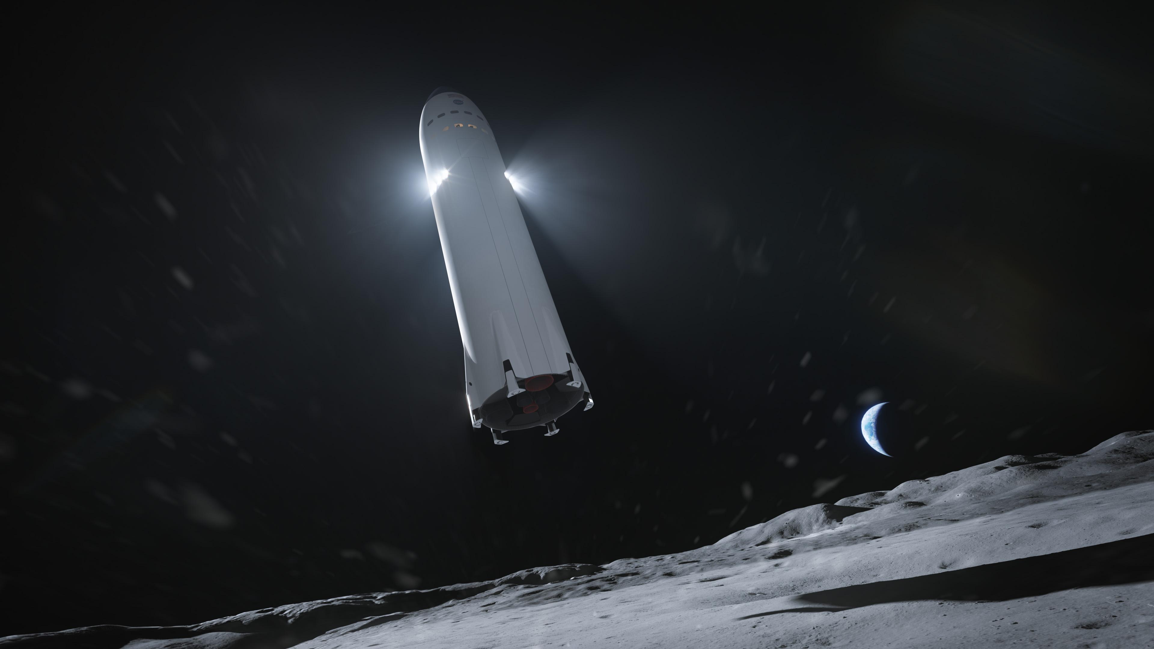 [Artemis] Atterrisseur habité (Crewed Lunar Lander) - Page 6 EW3eU9BU8AA0HYr?format=jpg&name=4096x4096