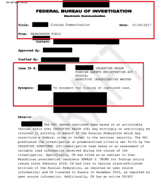 BREAKING: New Docs Detail How FBI Concluded Flynn Probe 'No Longer a Viable Case' in Jan 2017 – But Rogue Strzok Went off the Rails and Kept it Going! EW3kIOWXQAACMoC?format=png&name=360x360
