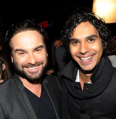 Let\s kick off this double birthday celebration with a BANG  Happy Birthday Johnny Galecki and Kunal Nayar!