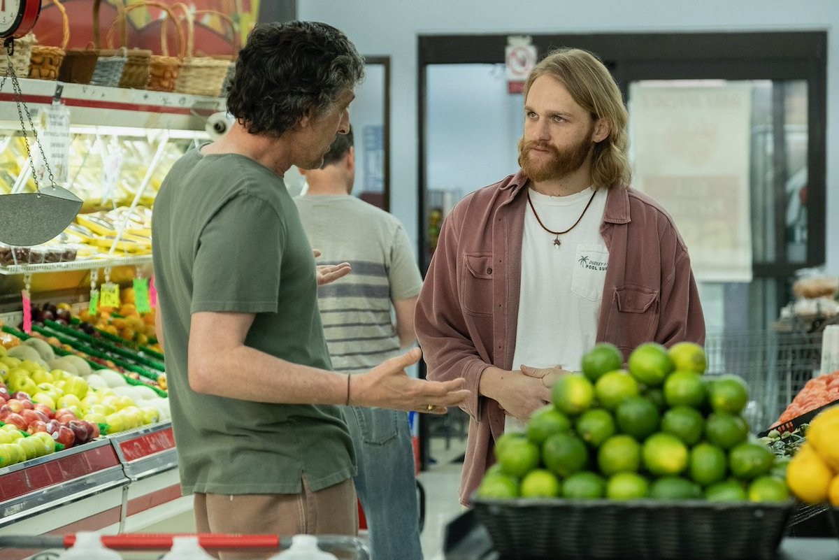 In today's edition of the @Lodge49 Rewatch, @JohnEBetancourt reflects upon how 'Exile' explores what progress on the road to recovery looks like! #Lodge49 #Lodge49Forever #DrynxWithLynx