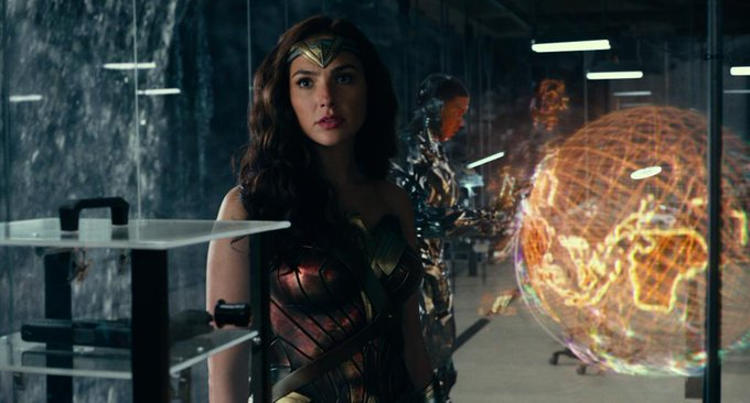 Justiceleaguewb: Happy Birthday to our Wonder Woman, Gal Gadot!