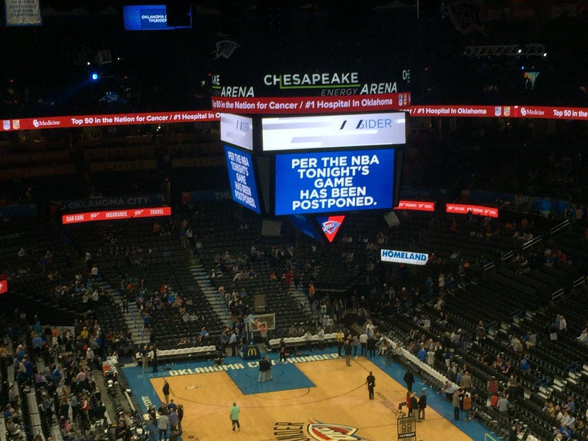 @TonyReali Jazz vs. Thunder, March 11, 2020, the moment everything changed.
