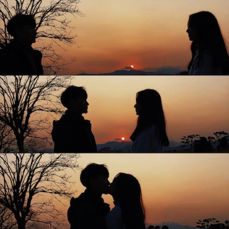 おとなり、韓国のカップル恋愛事情🇰🇷愛情表現のしかたやカップル写真のクオリティなど、日本との違いを取材したよ❤️👉