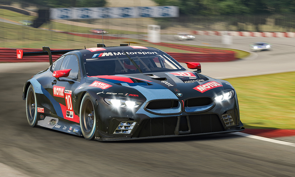 🏆 CATSBURG WINS: @nickcatsburg claimed his first @IMSA @iRacing Pro Series victory in a @BMWMotorsport sweep of the top four positions at virtual @Mid_Ohio. ➡️ sportscar365.com/imsa/iwsc/cats… #IMSA