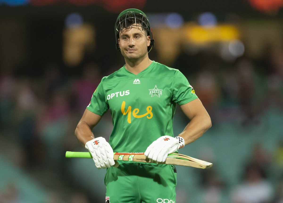 "Fox Cricket on Twitter: ""Marcus Stoinis broke all sorts of records in the  last BBL. So why did he miss out on a contract in a T20 World Cup year?  Former selectors"