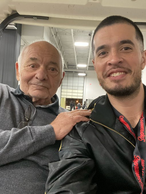 Wishing a very happy 80th birthday to the Burt Young aka Bobby Baccalieri Sr