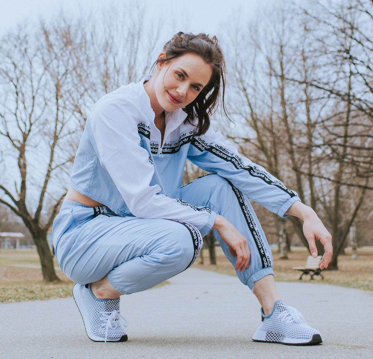Ready to try new sports - and enjoy in-person group workouts again! @adidasCA @adidas #hometeam #createdwithadidas #ad . What are YOU ready for? https://t.co/zQuTtBzYSW