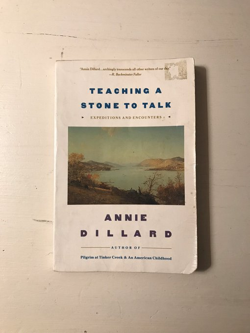 ""\""""One turns at last even from glory itself with a sigh of relief.""""  Happy Birthday Annie Dillard""510|680|?|en|2|a282728f21e3d73bfc6215aaf86628fe|False|UNLIKELY|0.3652985692024231