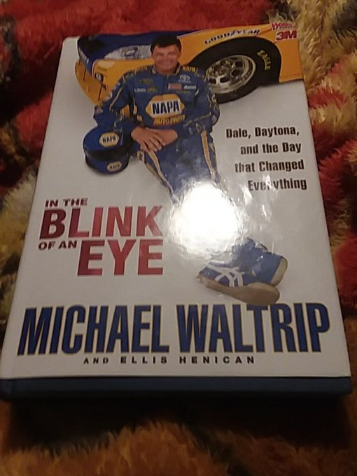 Happy birthday Michael Waltrip have a safe and happy birthday and stay safe you and your family