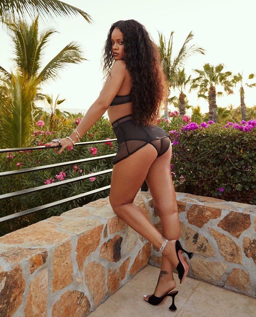 Rihanna for Savage X Fenty