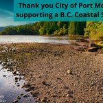 Image for the Tweet beginning: Thank you @CityofPoMo for supporting