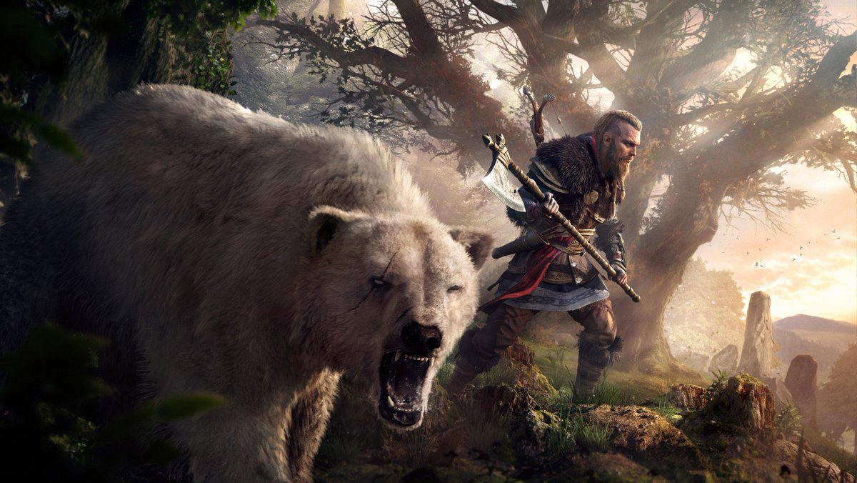 Assassin's Creed Valhalla Cinematic Trailer 1
