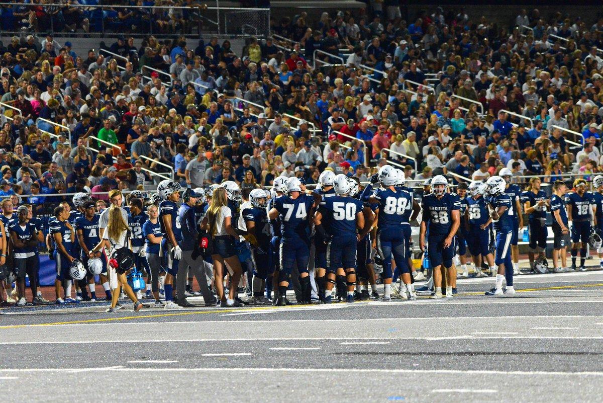 Best Game Day Atmosphere! 1- Marietta 2- Heidelberg 3- Mount Union 4- Otterbein 5- BW 6- JCU 7- ONU 8- Capital 9- Muskingum 10- Wilmington https://t.co/0XnKfHyjDb