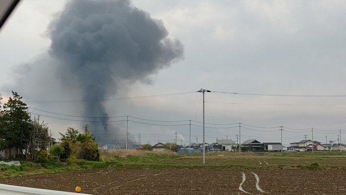 プロロジス パーク 岩沼 火事