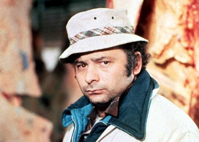 Happy Birthday, Paulie (Burt Young)! AKA Rocky Balboa\s brother-in-law! He turns 80 today!