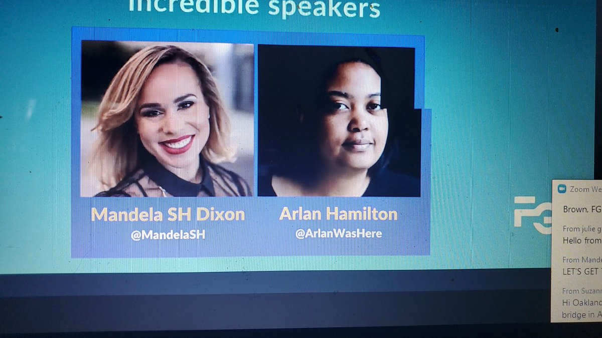 All set for @MandelaSH and @Arlanwashere for their discussion @Foundergym
