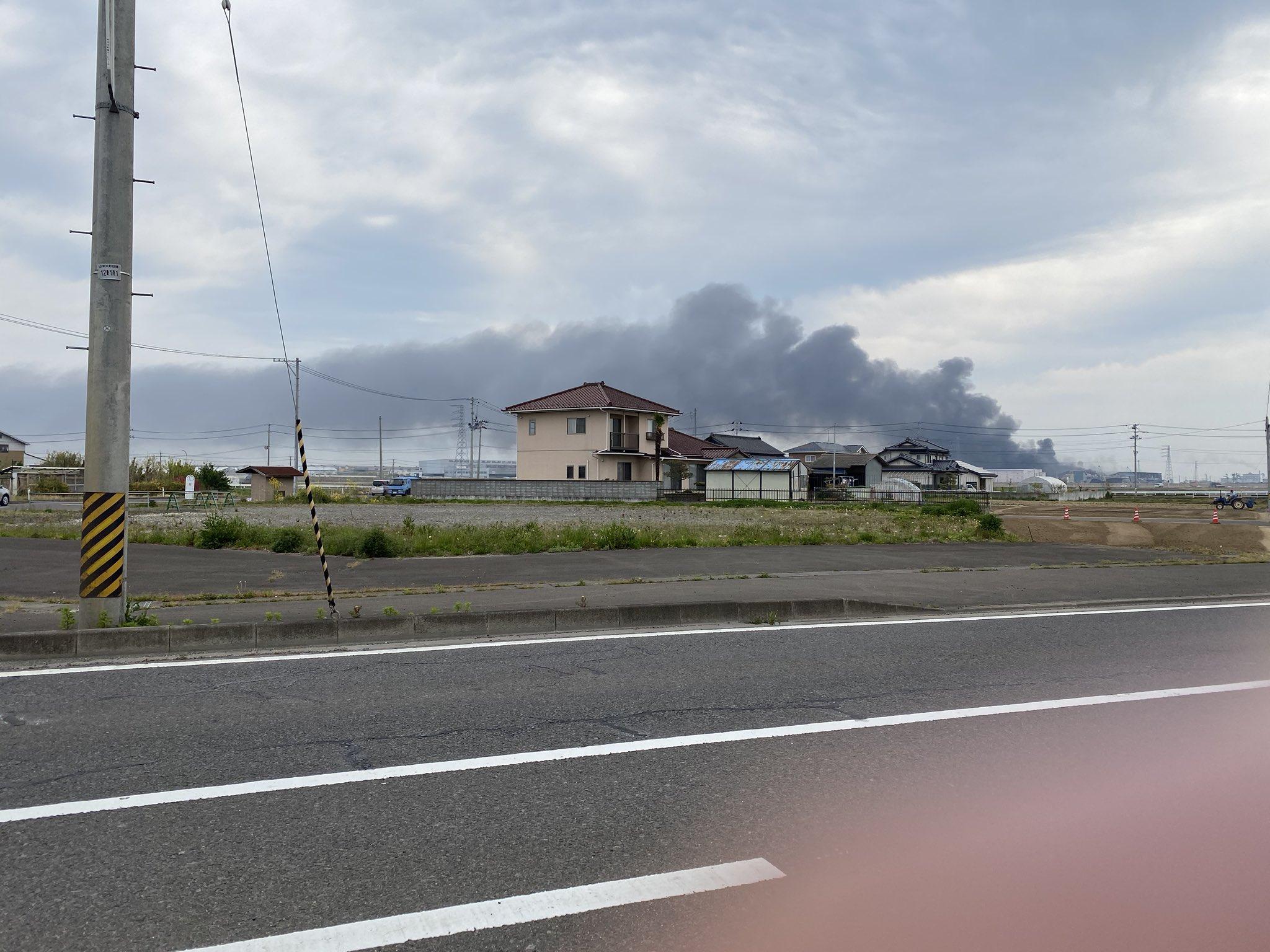 火事 岩沼 日本 アクセス